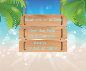 Hotel y Balneario Playa San Pablo, Отели  Монте-Гордо - big - 39