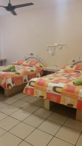 Hotel y Balneario Playa San Pablo, Отели  Монте-Гордо - big - 35