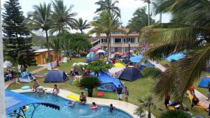 Hotel y Balneario Playa San Pablo, Отели  Монте-Гордо - big - 38
