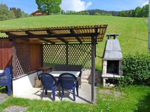 Chalet Papillon, Horské chaty  Schwanden - big - 24