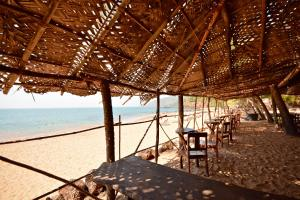 Cola Beach, Люкс-шатры  Кола - big - 9