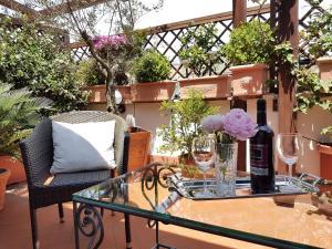 Althea Inn Roof Terrace - abcRoma.com