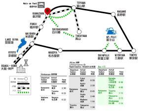 Hotel Econo Kanazawa Station, Economy hotels  Kanazawa - big - 13