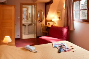 Hotel Saint-Martin, Hotely  Colmar - big - 16