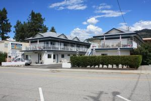 Accommodation in Penticton