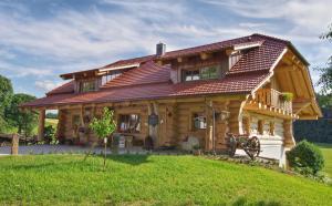 Holzhaus Lugerhof - Atzenzell