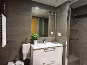 Apartment Piso en Isla de la Toja, Apartmány  Isla de la Toja - big - 12