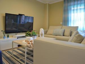 Apartment Apartamento Bajo en Isla de la Toja, Ferienwohnungen  Illa da Toxa - big - 17