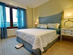 Apartment Apartamento Bajo en Isla de la Toja, Ferienwohnungen  Illa da Toxa - big - 19