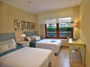 Apartment Apartamento Bajo en Isla de la Toja, Ferienwohnungen  Illa da Toxa - big - 22