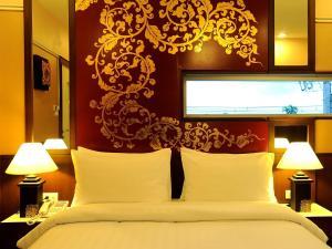 Mariya Boutique Hotel At Suvarnabhumi Airport, Hotels  Lat Krabang - big - 9