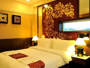 Mariya Boutique Hotel At Suvarnabhumi Airport, Hotely  Lat Krabang - big - 64