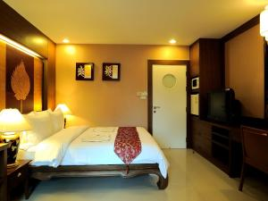 Mariya Boutique Hotel At Suvarnabhumi Airport, Hotely  Lat Krabang - big - 131