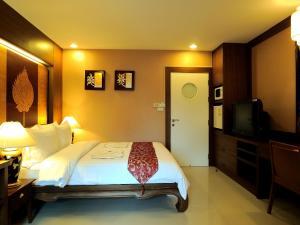 Mariya Boutique Hotel At Suvarnabhumi Airport, Hotels  Lat Krabang - big - 43