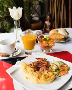 Resort La Villa Loti, Отели  Сиемреап - big - 85