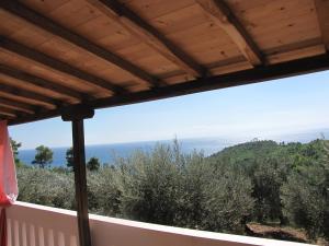 Elia house 1 astoning sea view among the olive trees Alonissos Greece