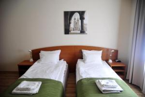 Guest Rooms Kosmopolita