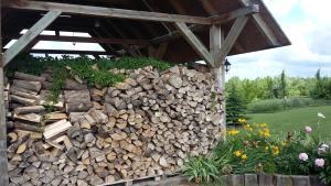 Siedlisko Nad Miedwiem, Guest houses  Stargard - big - 45