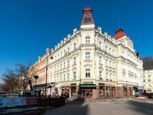 Apartment nabrezi J. Palacha 2, Apartments  Rybáře - big - 1