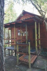 Elands River Lodge, Chaty  Machadodorp - big - 28