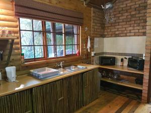 Elands River Lodge, Chaty  Machadodorp - big - 27