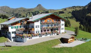 Hotel Pension Hertehof - Damüls