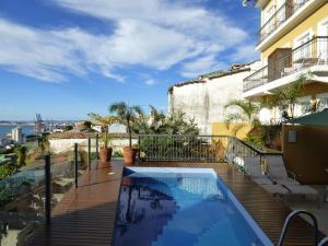 Hotel Casa do Amarelindo, Hotely  Salvador - big - 43