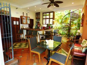 Hotel Casa do Amarelindo, Hotel  Salvador - big - 63