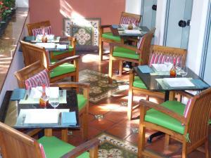 Hotel Casa do Amarelindo, Hotel  Salvador - big - 54