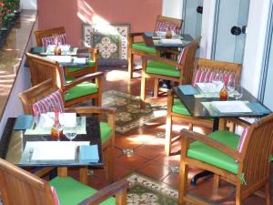 Hotel Casa do Amarelindo, Hotely  Salvador - big - 36
