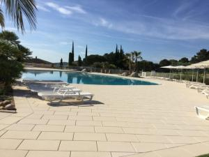Apartment Golf de Roquebrune.1, Апартаменты  La Rouviere - big - 9