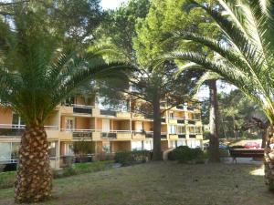 Apartment Côte d'Azur.4, Апартаменты  La Favière - big - 3