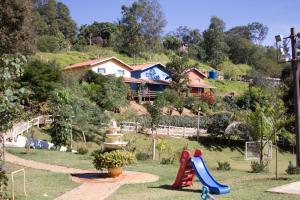 Pousada Colina Boa Vista, Pensionen  Piracaia - big - 146