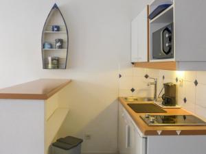 Apartment Port Guillaume.8, Apartmanok  Dives-sur-Mer - big - 27