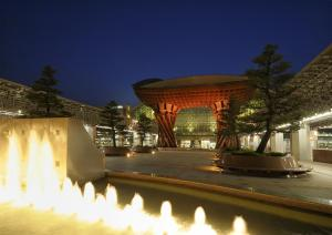 Hotel Econo Kanazawa Station, Economy hotels  Kanazawa - big - 33
