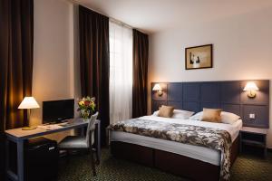 Central Hotel Prague(Praga)