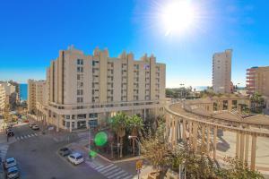 La Linea 3B, Апартаменты  Кальпе - big - 1