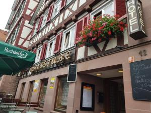 Hotel-Restaurant Ratsstube - Althengstett