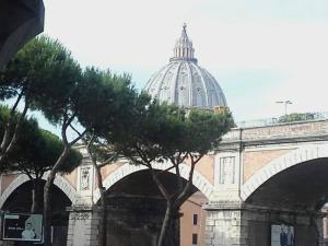 Interno 9 a San Pietro - abcRoma.com