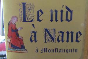 Chambres dHôtes Le Nid a Nane