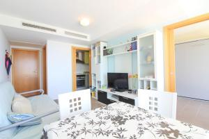 Borumbot 4112, Appartamenti  Calpe - big - 8