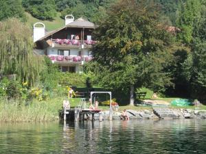 Ferienwohnung Moser am See, Апартаменты  Мильстат - big - 1