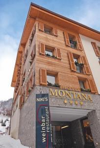 Hotel Montana, Hotely  Sankt Anton am Arlberg - big - 49