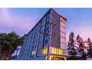 B2 Ubon Boutique & Budget Hotel - Kin Phae