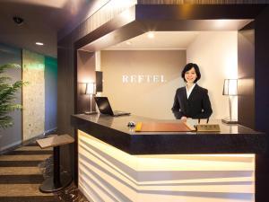 Reftel Osaka Airport Hotel, Hotels  Ikeda - big - 13