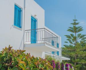 Ostria Hotel & Apartments Andros Greece