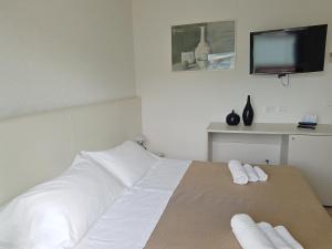 Hotel Sorriso, Отели  Милано-Мариттима - big - 50