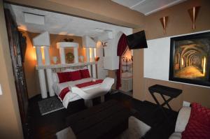 Kiwara Guesthouse, Penzióny  Johannesburg - big - 29