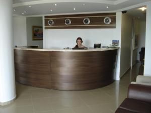 Elite Palace Hotel, Hotels  Prudentópolis - big - 21