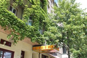Die Fabrik - baxpax Hotel - Berlino